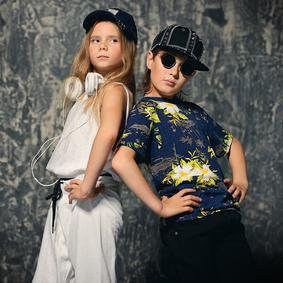 Kleidung für coole Kids bei T-Shirtstar in Frankfurt