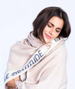 Personalisierbare Schals mit ihrem Logo
