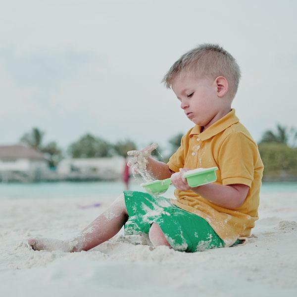 Bedruckte oder bestickte Poloshirts für Kinder