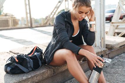 Das richtige Outfit bedruckt von T-Shirtstar für Ihre Fitness