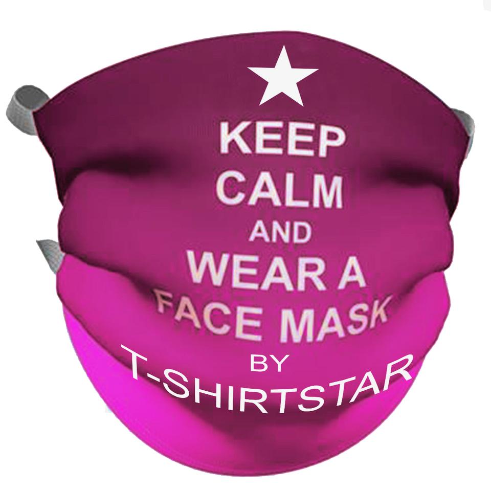Sicher durch Krisenzeiten mit Gesichtsmasken von T-Shirtstar